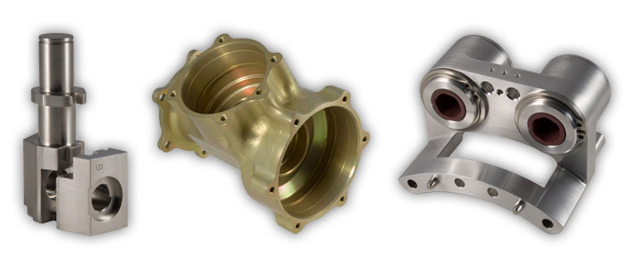 Precision machine casting and assemblies